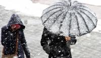 Doğu Anadolu'da 6 kente kar uyarısı