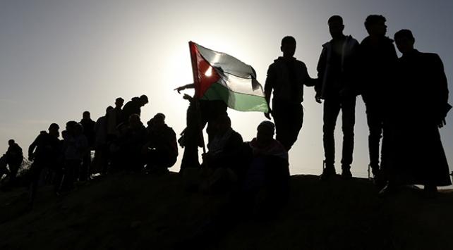 """Gazzedeki """"Büyük Dönüş Yürüyüşü"""" gösterileri yeniden canlanıyor"""