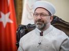 Diyanet İşleri Başkanı Erbaş: Kötülükle mücadelenin en iyi yolu iyilikleri çoğaltmaktır