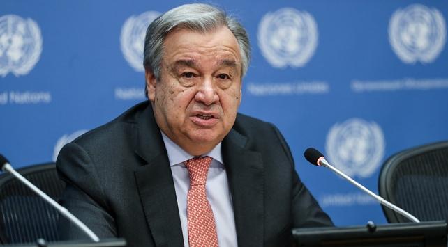 Birleşmiş Milletlerden İsraile çağrı: Filistin üzerindeki kısıtlamaları kaldır