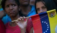 ABD'den Venezuela'ya askeri uçakla yardım planı