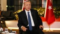 Cumhurbaşkanı Erdoğan'dan Macron'a sözde soykırım tepkisi
