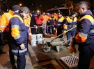 İBB ekipleri gece temizliği yaptı