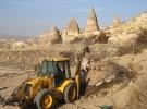 Peribacalarındaki kaçak yapıların yıkımına bugün başlanıyor