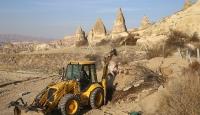 Peribacalarındaki kaçak yapıların yıkımına başlanıyor
