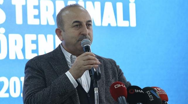 Bakan Çavuşoğlu: Cumhur İttifakı'nı milletin bekası için kurduk