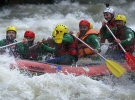 Düzce Melen Çayı'nda rafting sezonu açıldı