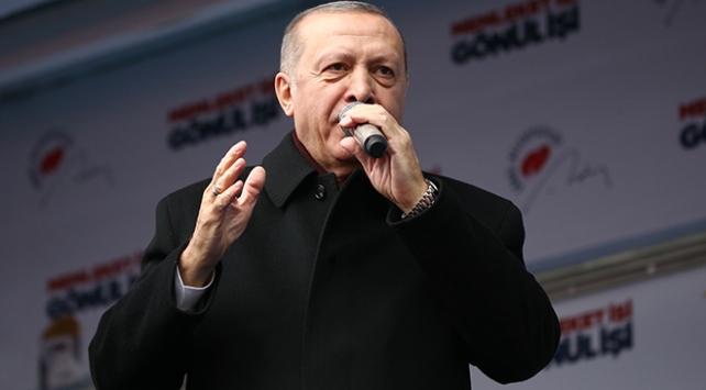 Cumhurbaşkanı Erdoğan: 3 milyar metreküp rezerve sahip gaz sahaları keşfettik