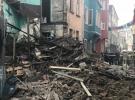 İstanbul Fatih'te 3 katlı eski bina çöktü