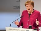 Merkel'den ABD'ye otomobil cevabı