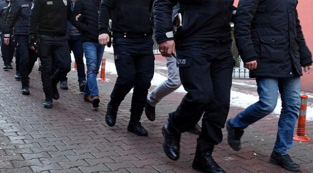 Şanlıurfada terör operasyonu: 10 gözaltı