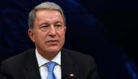 Bakan Akar: Güvenli bölgenin emniyeti Türkiye tarafından sağlanmalı