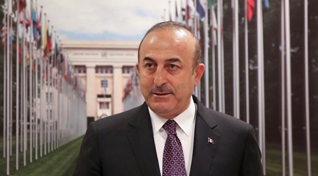 Bakan Çavuşoğlu'ndan Yorgos Katrugalos'a tebrik telefonu