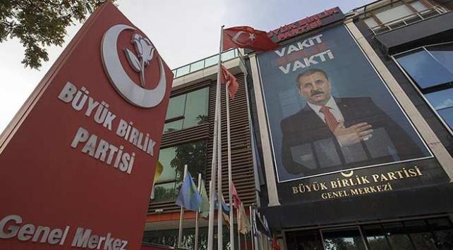 BBP 30 büyükşehirde Cumhur İttifakını destekleyecek