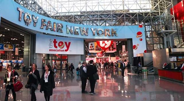 Uluslararası New York Oyuncak Fuarı başladı