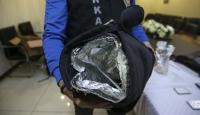 Alüminyum folyo ile hırsızlık yapan zanlılar yakalandı
