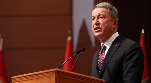 Milli Savunma Bakanı Akar: Esas olan sınırlarımızın, halkımızın güvenliğini sağlamak