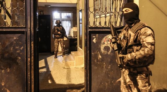 PKK/KCK operasyonlarında 735 kişi gözaltına alındı