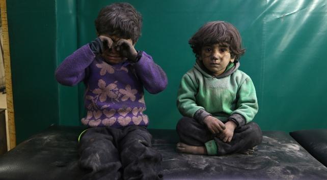 """""""Suriyedeki kimyasal saldırıların yüzde 98i rejim tarafından düzenlendi"""""""
