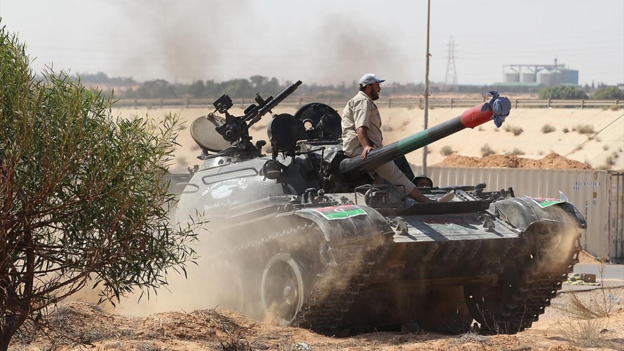 Libya devrimin 8. yıl dönümünde istikrara kavuşmayı bekliyor