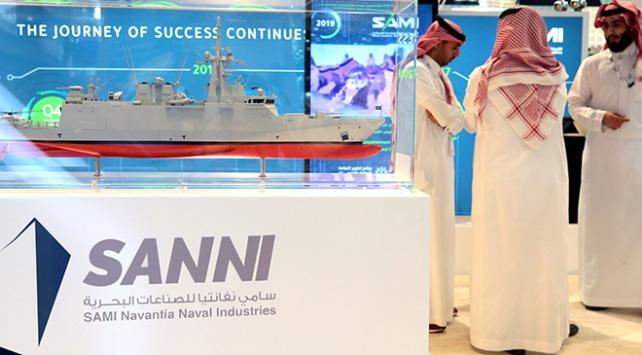 Fransız şirket Suudi Arabistanda savaş gemisi inşa edecek