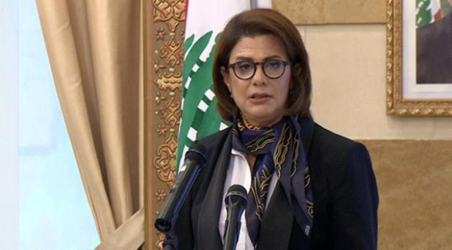 Arap dünyasının ilk kadın İçişleri Bakanı Lübnanda göreve başladı