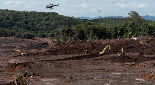 Brezilyada atık barajında çökme tehlikesi: 200 kişi tahliye edildi