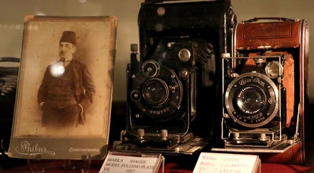 Tarihin tanıkları Kamera Müzesinde sergileniyor