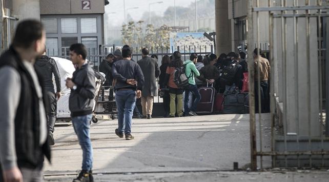 311 bin 968 Suriyeli geri döndü