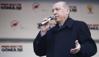 Cumhurbaşkanı Erdoğan: Yeni bir hamlenin arefesindeyiz