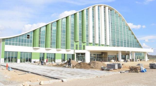 Kırşehir'de termal suyla tedavi