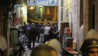 Mısır'ın başkenti Kahire'de intihar saldırısı