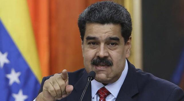 Madurodan Trumpın konuşmasına Nazi benzetmesi