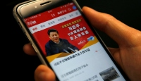Çin'de hükümetin cep telefonu uygulaması zirveye yerleşti