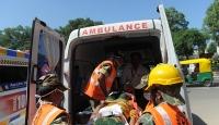 Hindistan'da kamyon düğün konvoyuna daldı: 13 ölü