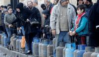 Esed rejiminin kontrolü altındaki bölgelerde yakıt sıkıntısı büyüyor