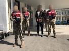 Metropollere saldırı için gönderilen terörist yakalandı