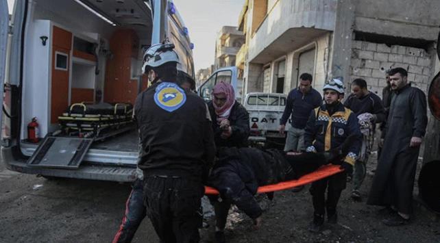Esed rejimi İdlibe saldırıyor: 5 sivil hayatını kaybetti