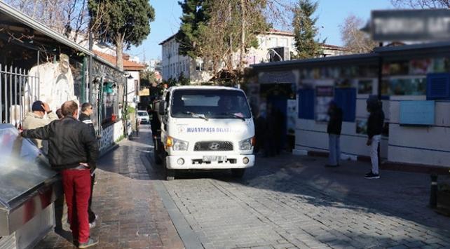 Antalya'da çöpler Mozart eşliğinde toplanıyor