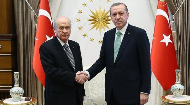 AK Parti ve MHP seçim yarışına 51 ilde Cumhur İttifakı ile girecek