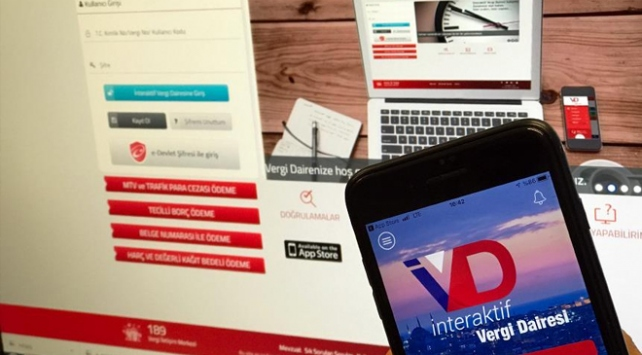 İnteraktif Vergi Dairesi'ne 5 yeni hizmet