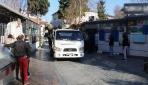 Antalyada çöpler Mozart eşliğinde toplanıyor