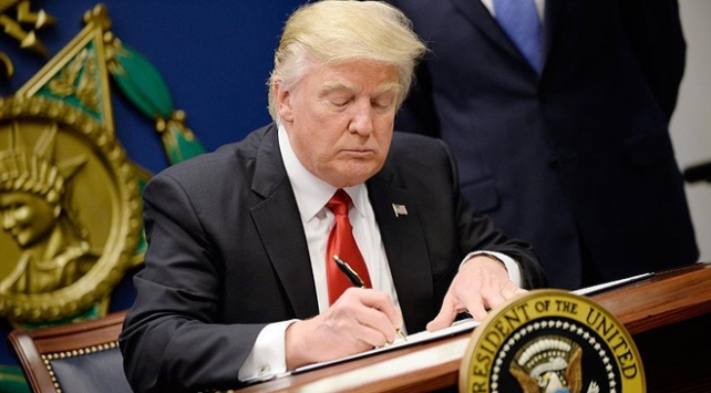 ABD Kongresinden Trumpın planına soruşturma