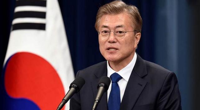 Güney Koreden Kuzey Korenin nükleer silahsızlanma sürecine destek