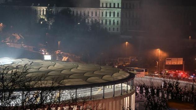 Beşiktaş terör saldırısı davasında 5 sanığın 47şer kez ağırlaştırılmış hapsi istendi