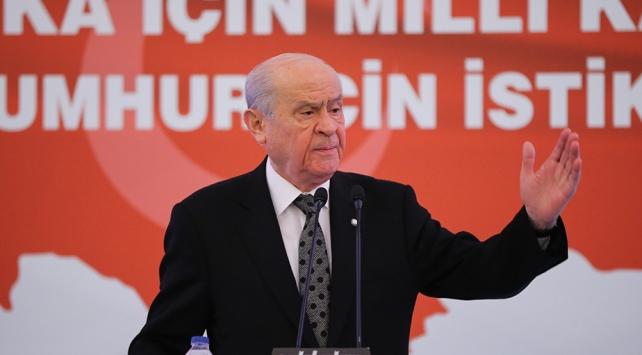 MHP Genel Başkanı Bahçeliden Kocamaza davet