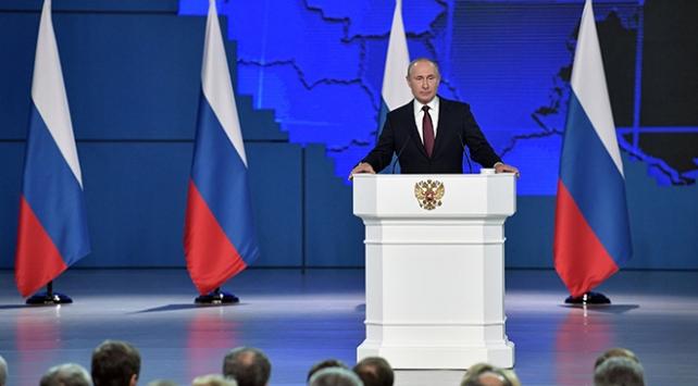 Putin: ABD Avrupaya füze konuşlandırırsa onları da hedef alırız