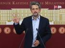 """HDP'li Paylan'dan ittifak açıklaması: Adını """"güç birliği"""" koyduk"""