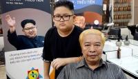 Vietnamlı berberden Trump-Kim modeli saç kesimi ücretsiz