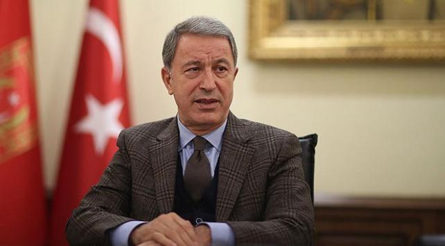 Milli Savunma Bakanı Akar ABDye gidiyor